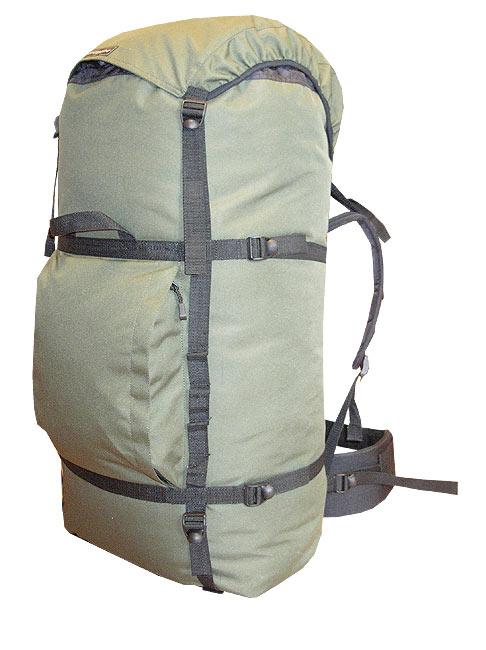 Рюкзак для несложных пешеходных, лыжных, водных туристских походов.
