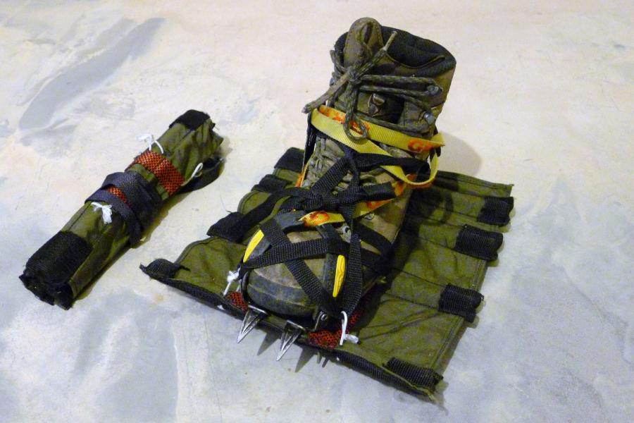 Снегоступы складные с поперечным каркасом Монтана (Терра)
